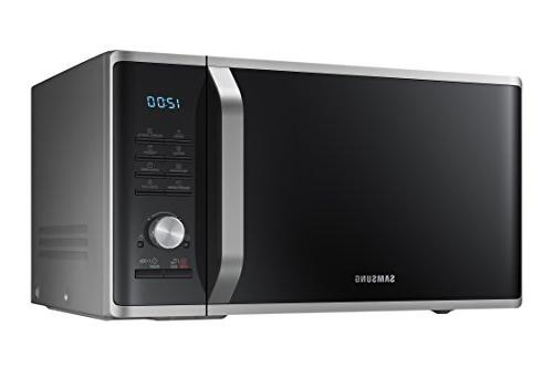 Samsung MS11K3000AS ft. Microwave Oven with Sensor Enamel Interior,