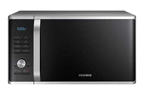 Samsung MS11K3000AS ft. Countertop with Enamel Silver