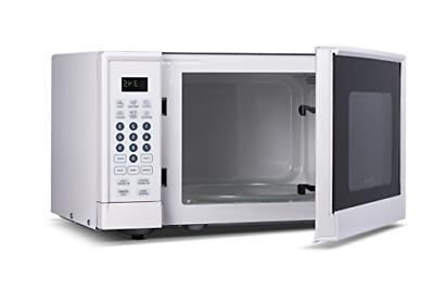 Westinghouse - 0.9 Cu. Ft. Mid-size Microwave - White