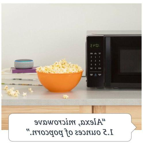 AmazonBasics Microwave, Cu. Ft, with
