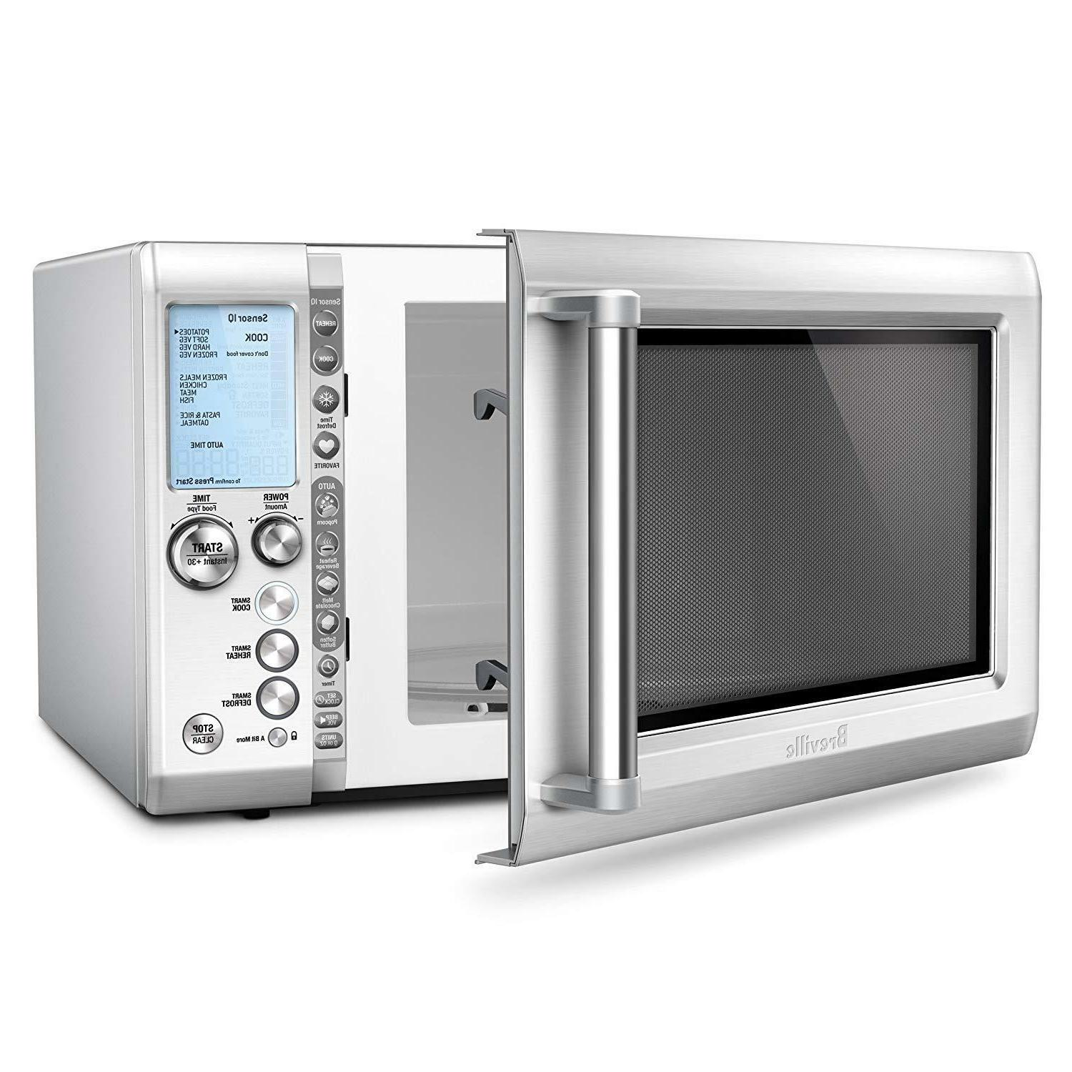 Breville Touch Microwave