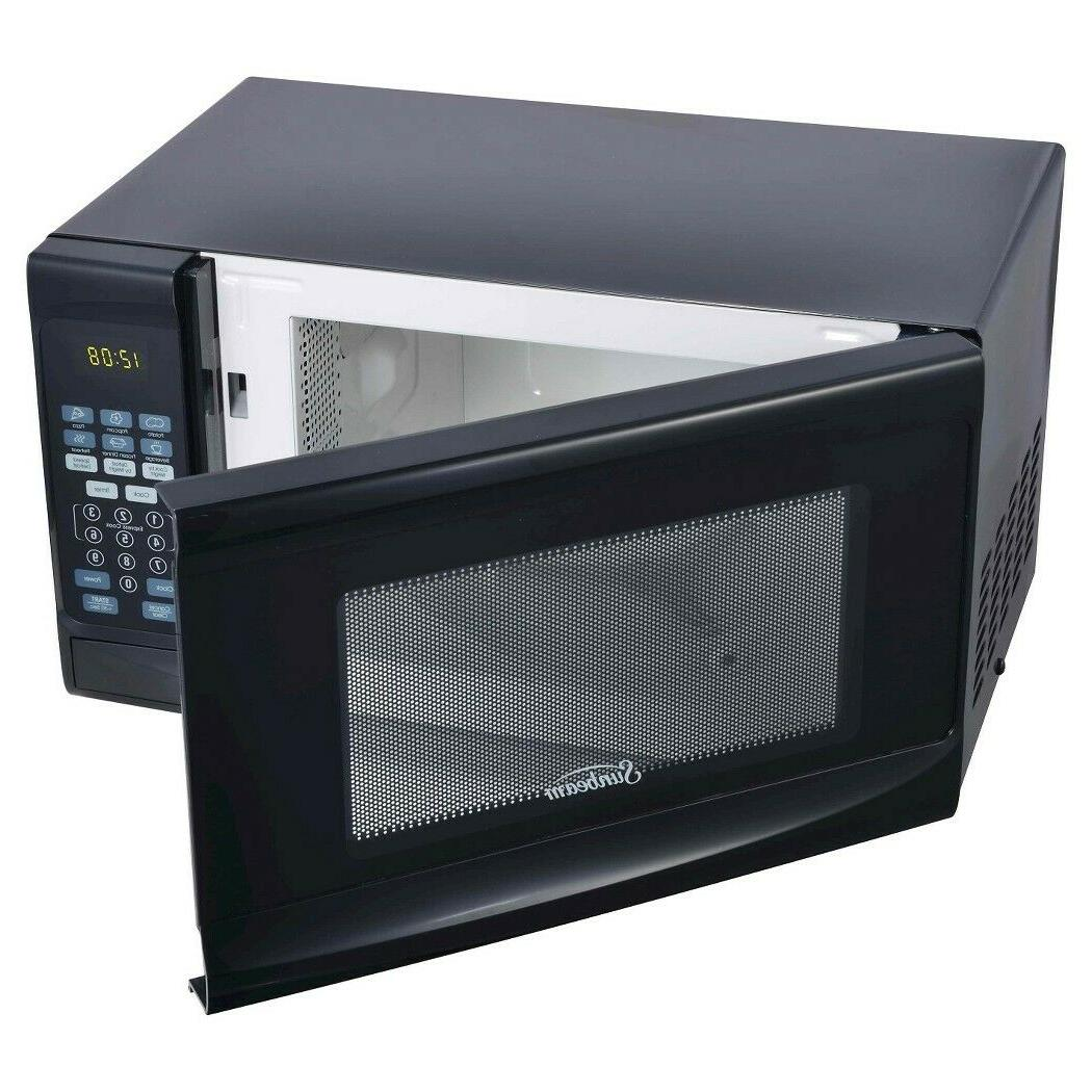 BRAND 0.7 cu Microwave Shipping!