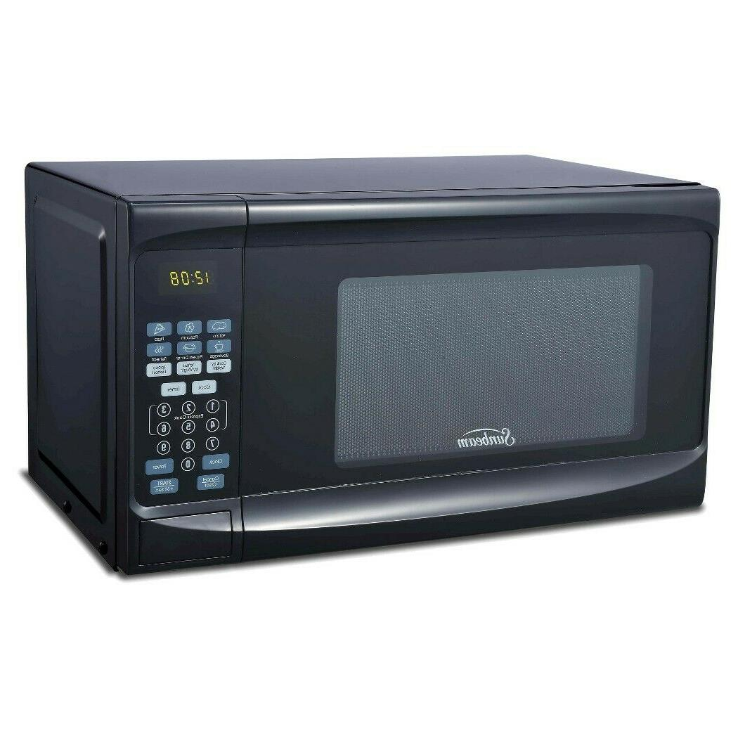 BRAND 0.7 cu ft Microwave Oven Shipping!