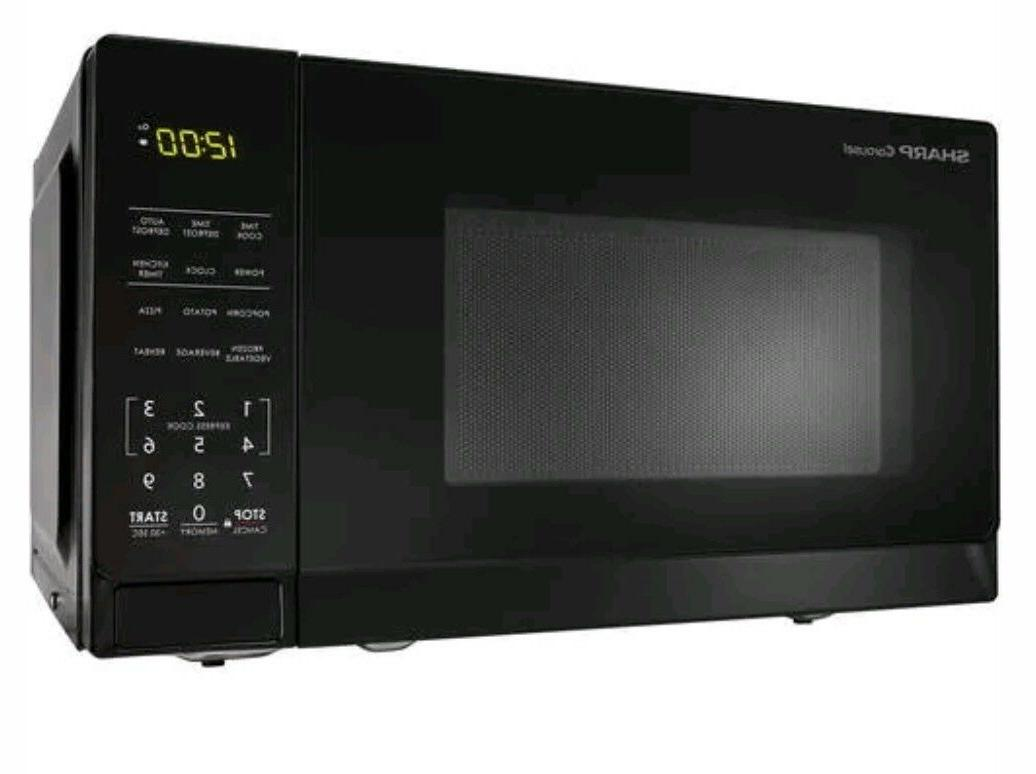 Sharp Carousel ft 700-Watt Microwave
