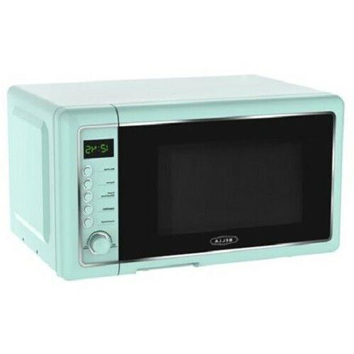 Compact Countertop Stylish Microwave Function Watt