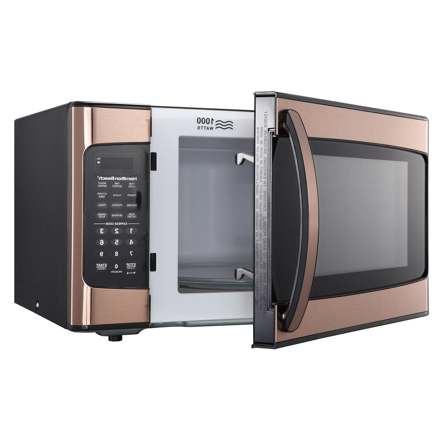 Microwave Hamilton Beach 1.1 Stainless Steel