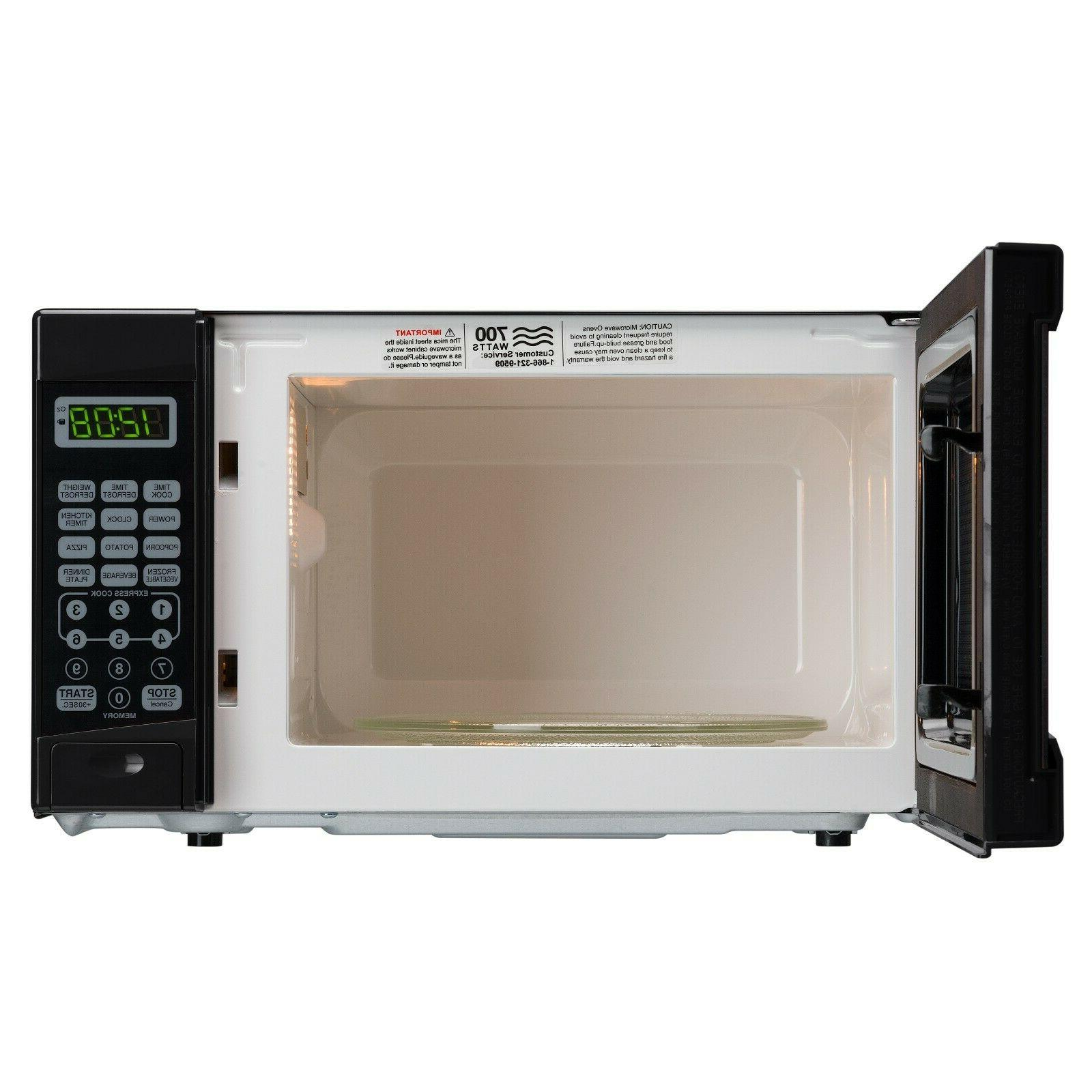 Countertop Kitchen Microwave 0.7 Cu.ft 700W