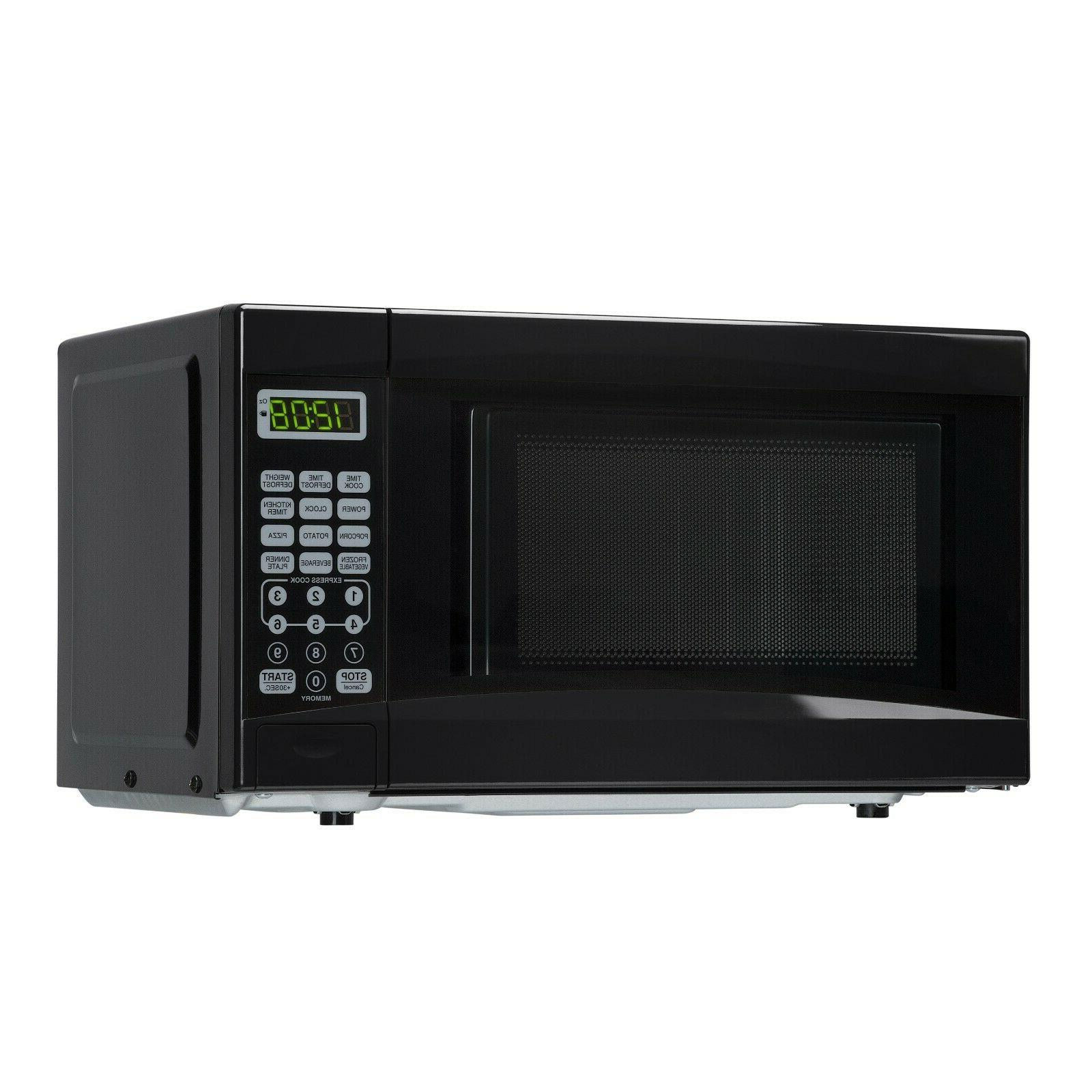 countertop kitchen digital led microwave oven proctor