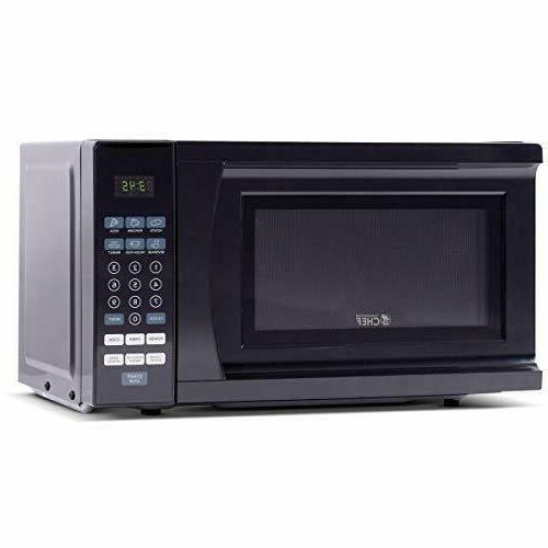 countertop microwave assorted sizes colors