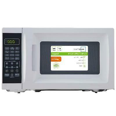 Small White Microwave Oven Power Levels
