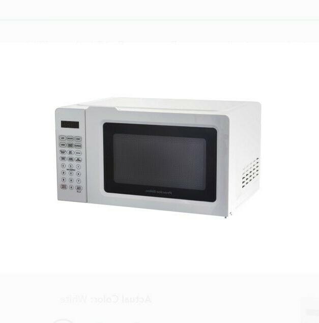 Countertop 0.7 Cu.ft with LED Display Clock