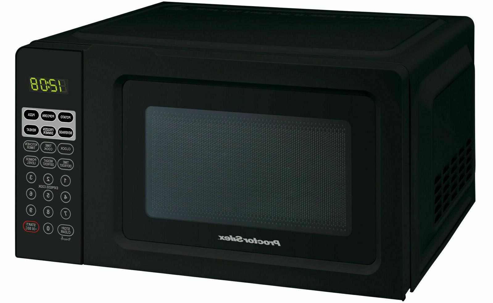 Countertop Microwave Oven Kitchen Home Office Dorm Digital L