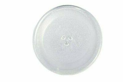 electronics 3390w1g014a 12 inch microwave oven glass