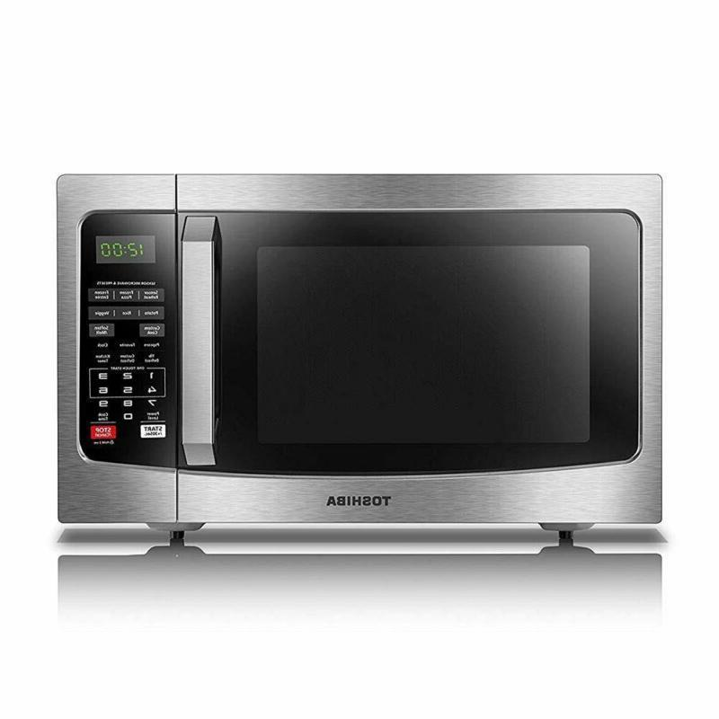 Toshiba Microwave Oven With Smart Easy Clean Interior, Eco