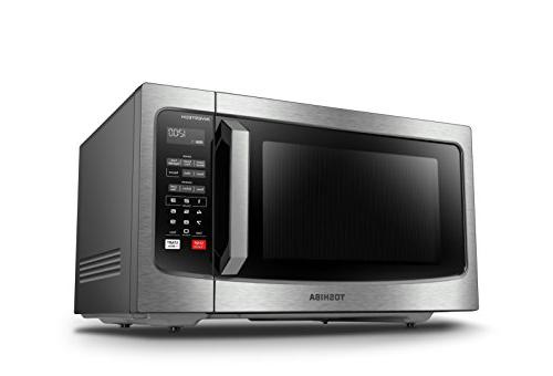 Toshiba EM245A5C-SS Microwave Oven with Display Smart 1.6