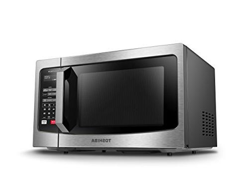 Toshiba Microwave with Display Smart 1.6 Stainless