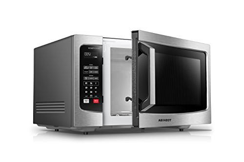 Toshiba Microwave with Technology, Display and 1.6 Cu.ft/1250W,