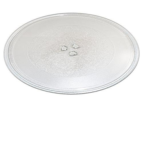 glass turntable tray