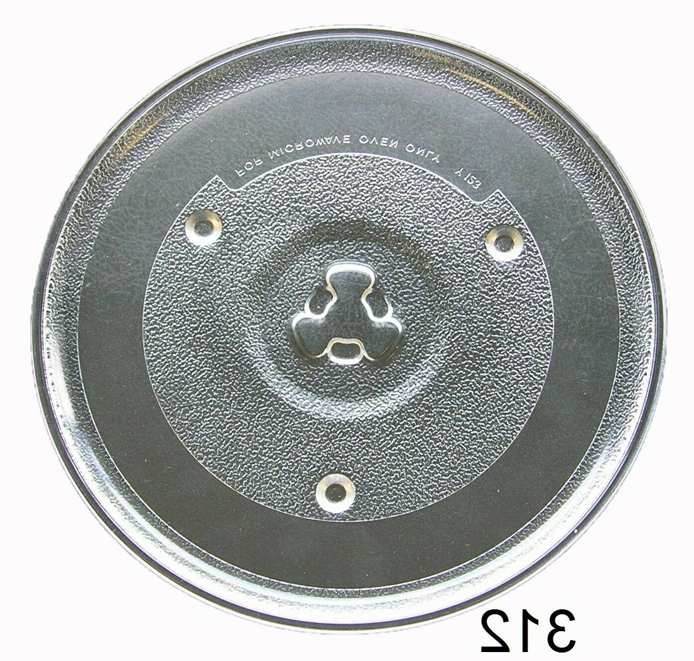 hb p90d23 a part 252100500497 microwave turntable