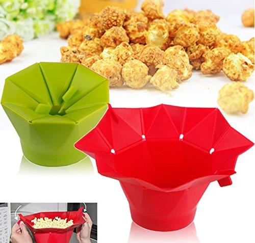 hs poptop popcorn popper maker