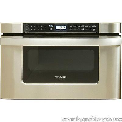 insight 24 microwave drawer stainless kb6524ps kb6524psy