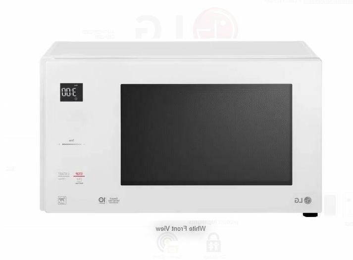 LG cu. ft. Countertop Oven LMC1575SW New