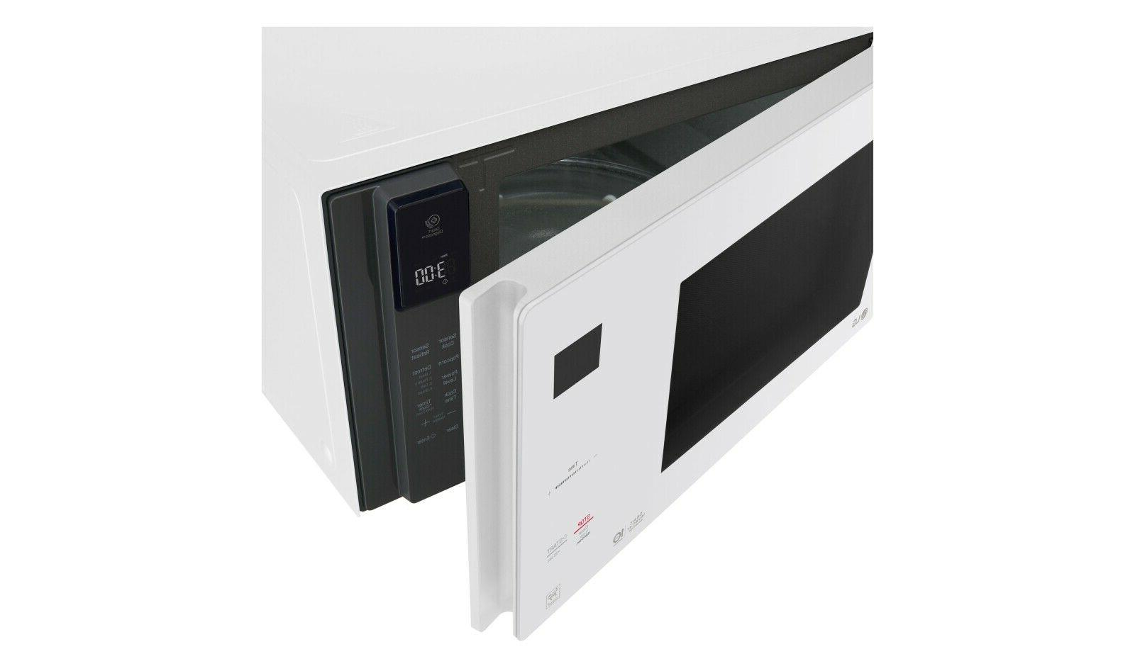 """LG NeoChef 1.5 cu. ft. Microwave Oven 22"""" White New"""