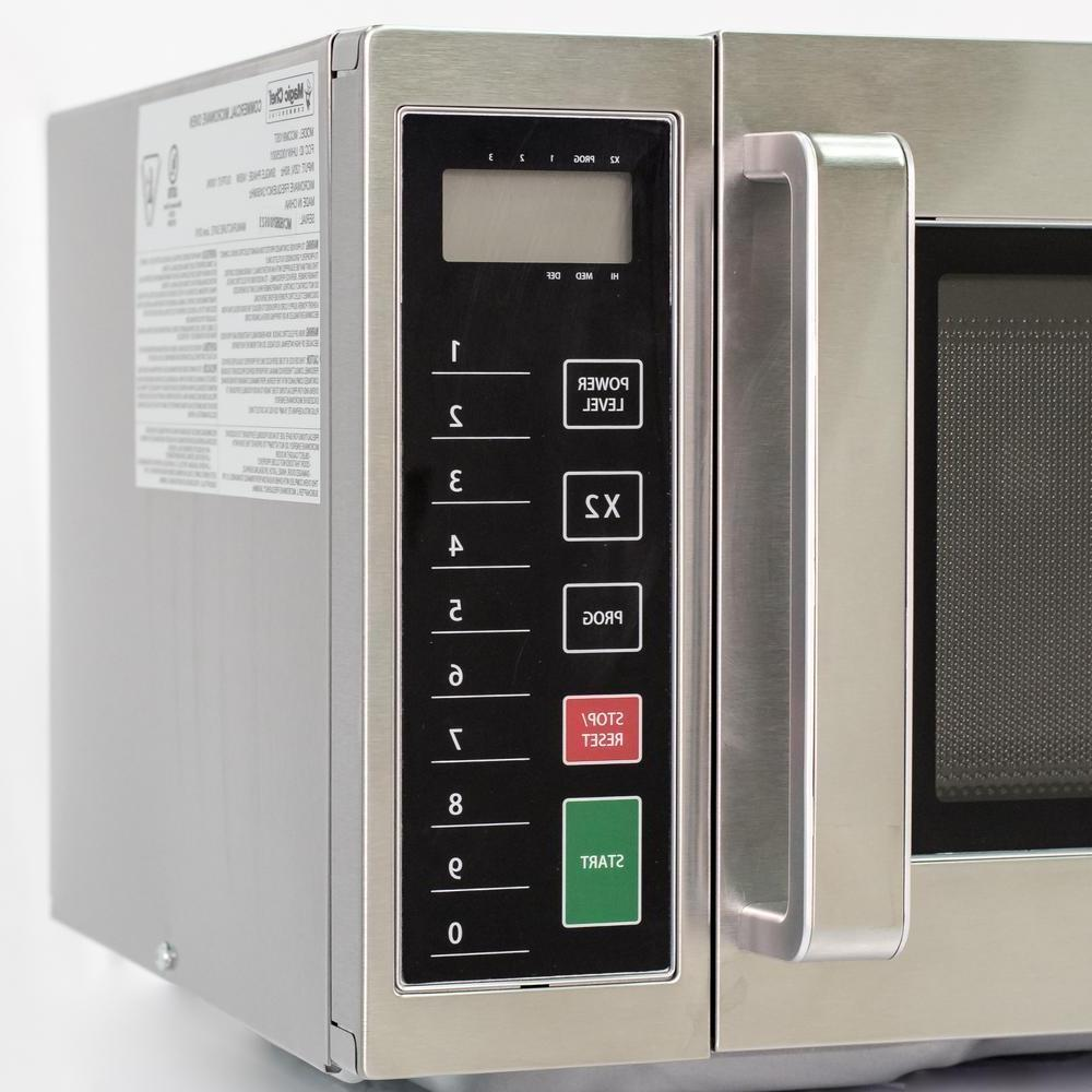 Magic cu. Commercial Microwave