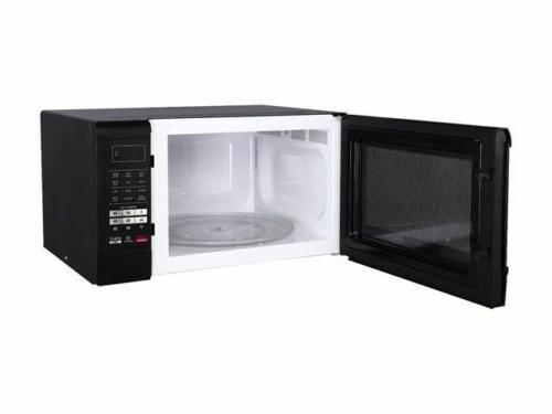 Magic Chef MCM1611B Microwave Oven Countertop Black