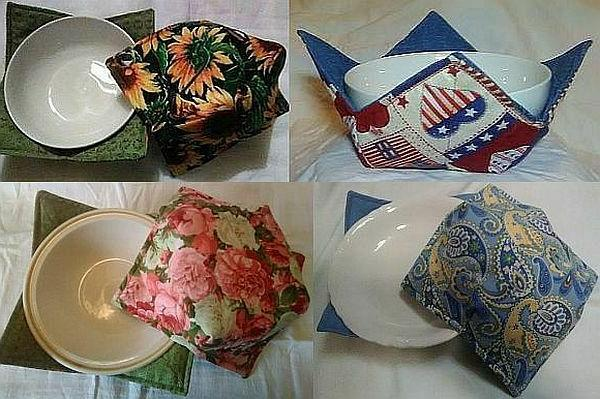 microwavable bowl holder cozy assorted read details