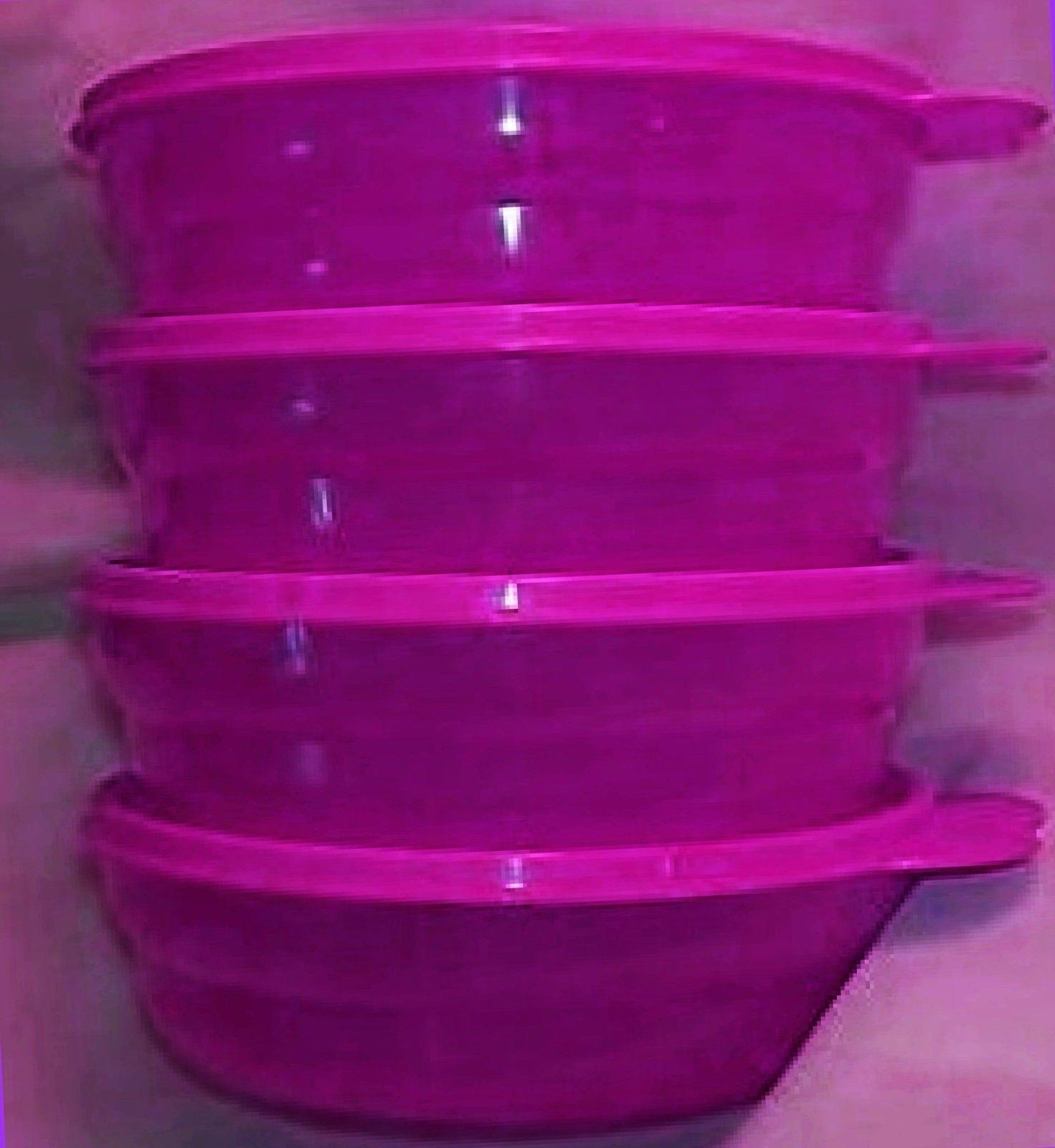 TUPPERWARE MICROWAVE CUP BOWL OF PICK COLOR