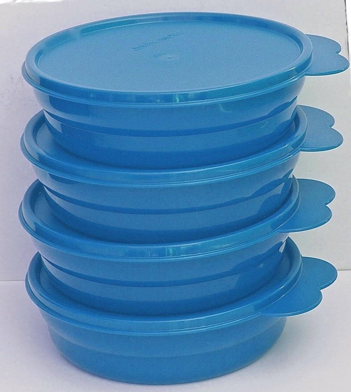 TUPPERWARE CUP BOWL OF 4 BOWLS PICK COLOR