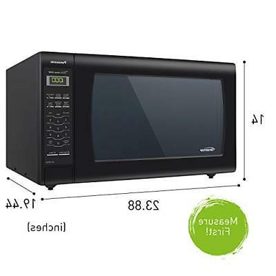 Microwave Oven Black with Genius