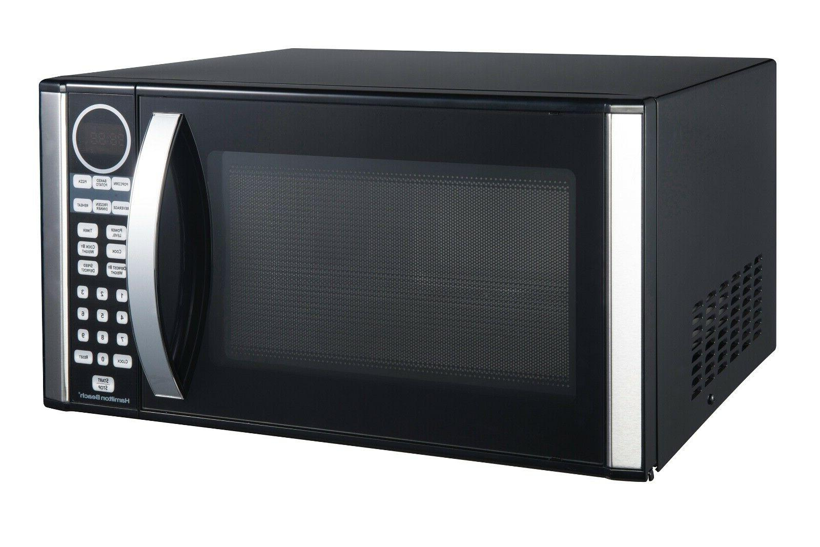 Hamilton Microwave CounterTop Stainless 1.3 shipping