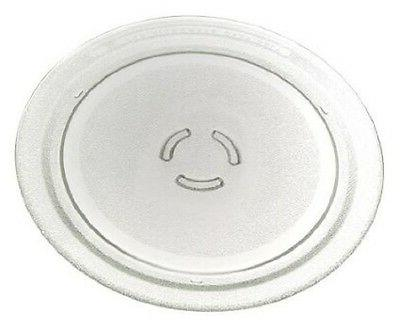 microwave oven glass tray plate turntable 12in