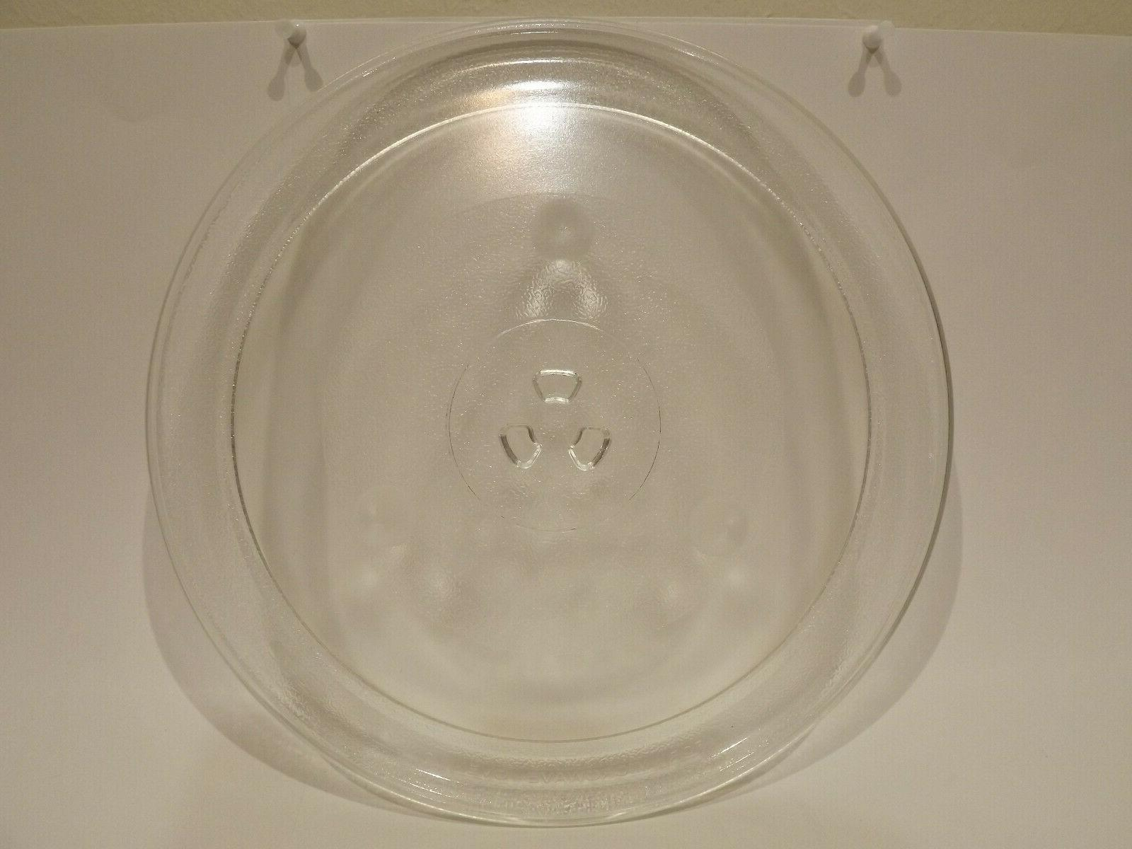 microwave oven turntable glass dish plate 12