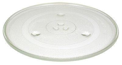 "NEW! Microwave Turntable Glass Plate 12.5"" or 315mm Designed"