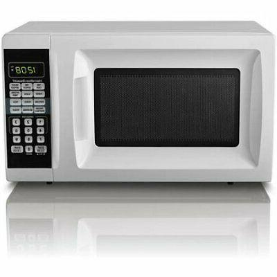 Modern 0.7 Ft. Microwave w/ Lockout, Colors- Dorm