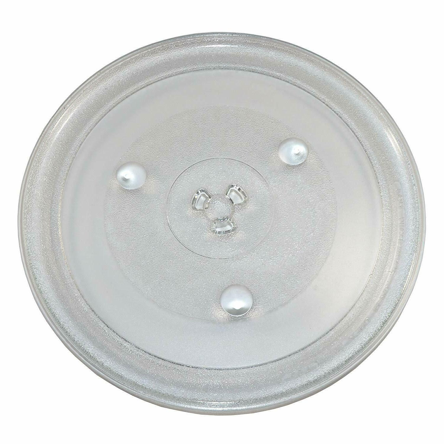 New 12 3/8 Microwave Glass Turntable Plate Emerson Hamilton