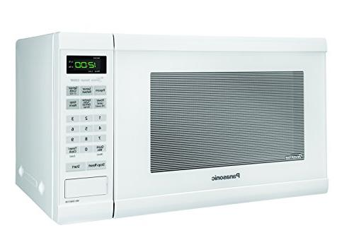 Panasonic 1.2 Cu. Ft Countertop Microwave with Technology