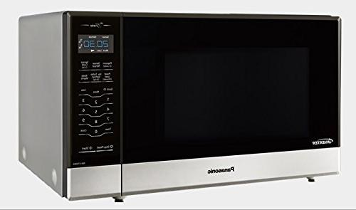 Panasonic Microwave with Inverter Technology, cu. ,
