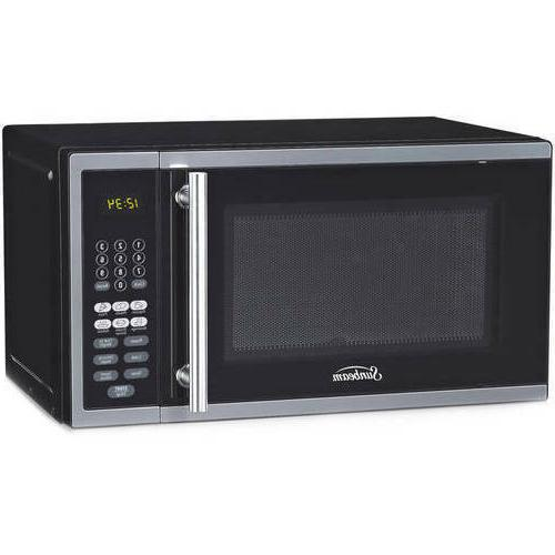 ** 0.7 Cu. Ft. Microwave, Stainless Steel