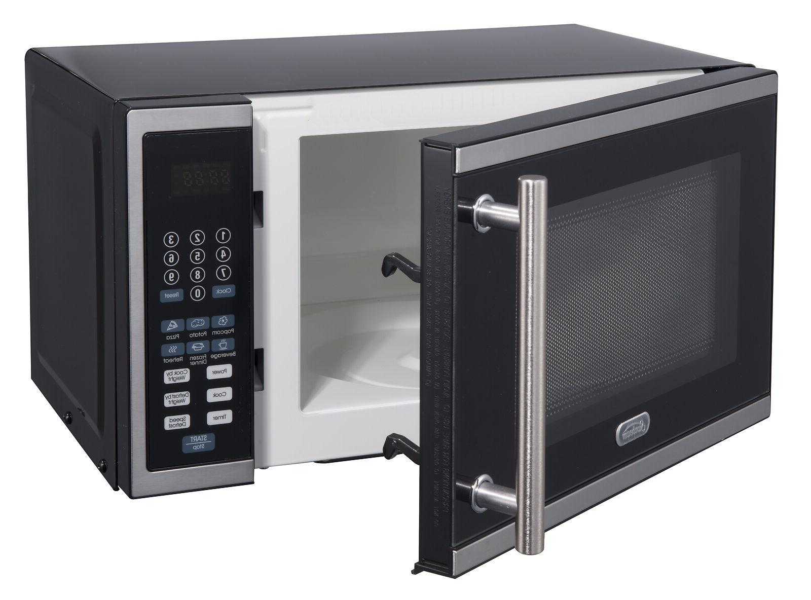 ** 20%** 0.7 Microwave, Stainless