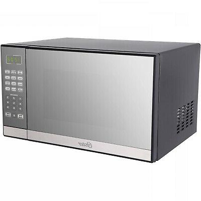 Portable Microwave Oven Grill 1.3-cu. ft. 1000W Stainless St