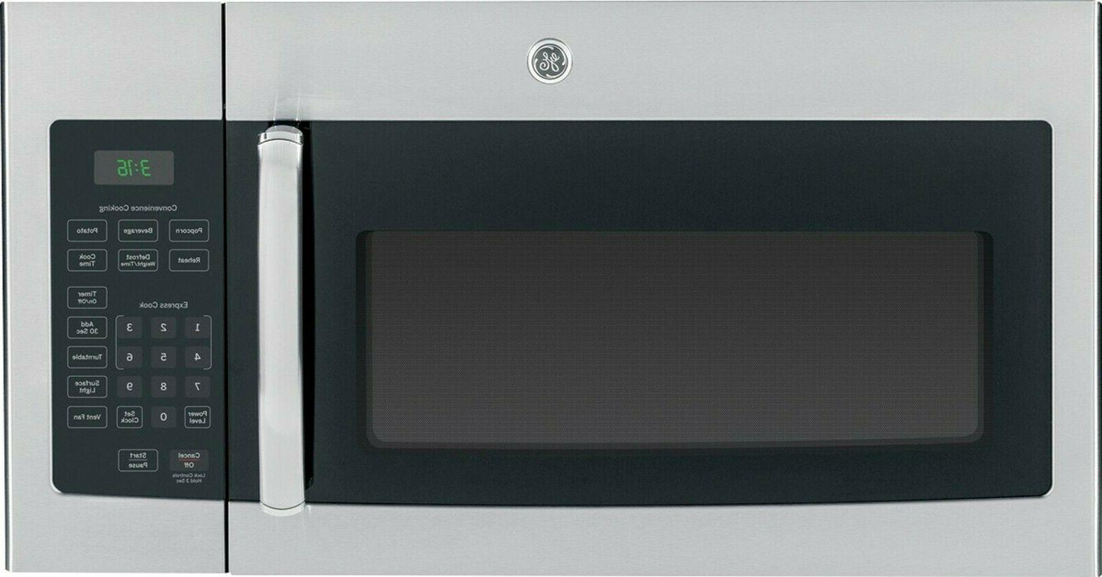 over range microwave oven