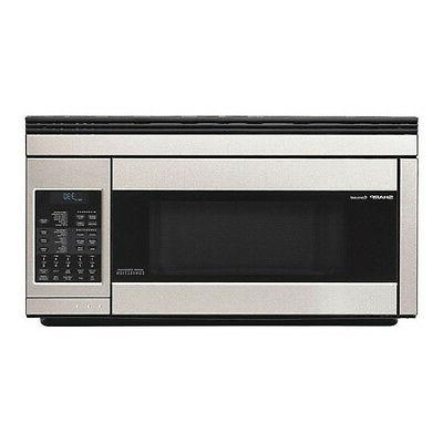 Over-the-Counter Microwave, 850W SHARP R1874T