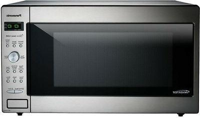 panasonic countertop microwave oven inverter 2 2