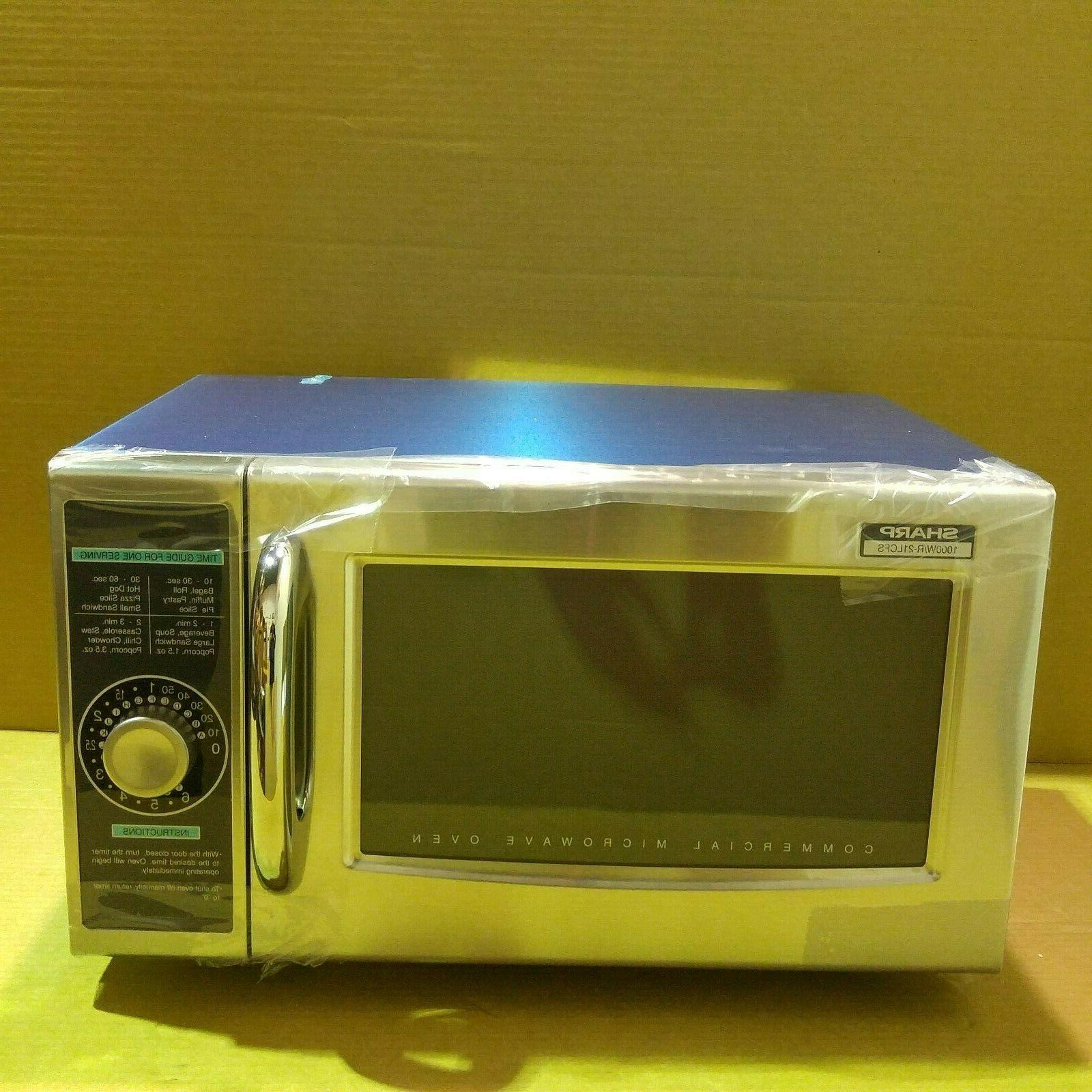 r 21lcf commercial microwave oven