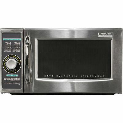 r 21lcfs duty commercial microwave