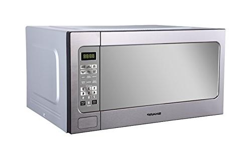 r stainless microwave oven